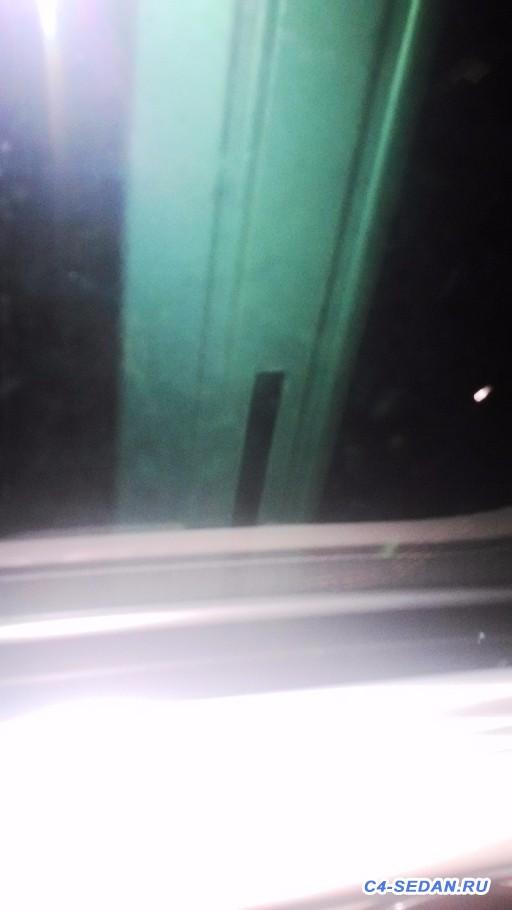 Багажник Рэйлинги на крышу Штатный и не только  - P_20160504_204853.jpg