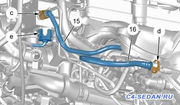 Снятие - установка : Топливный насос высокого давления - 5.jpg