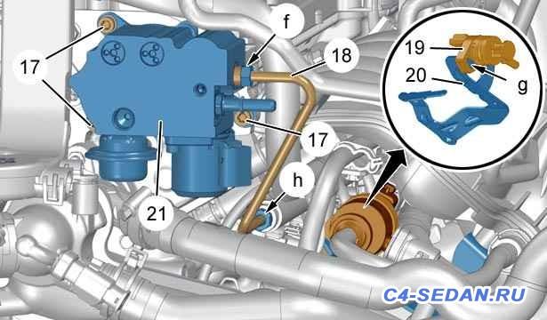 Снятие - установка : Топливный насос высокого давления - 6.jpg