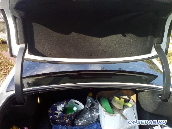 Газовые упоры AEngineering для крышки багажника Обсуждение  - DSC_0031.JPG