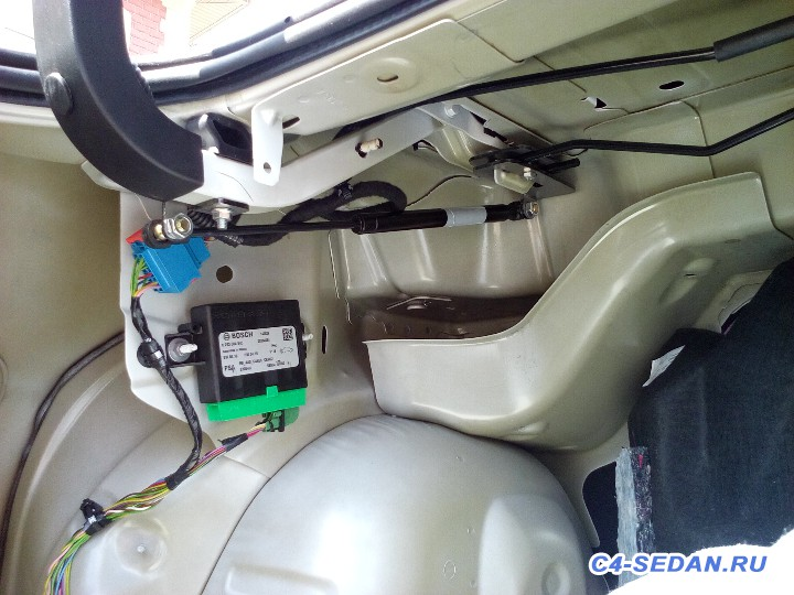 Газовые упоры AEngineering для крышки багажника Обсуждение  - 20160610_115014.jpg