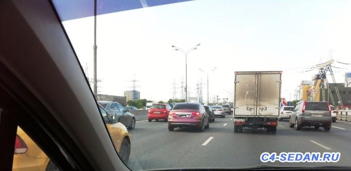 Встречи на дорогах  - фотография.JPG