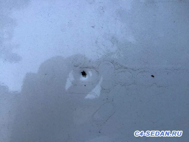 Хромовая накладка на крышке багажника - IMG_5527.JPG