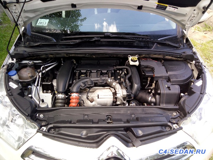 [БЖ] Мойка машины двигателя, автохимия - Мойка двигателя паром.jpg