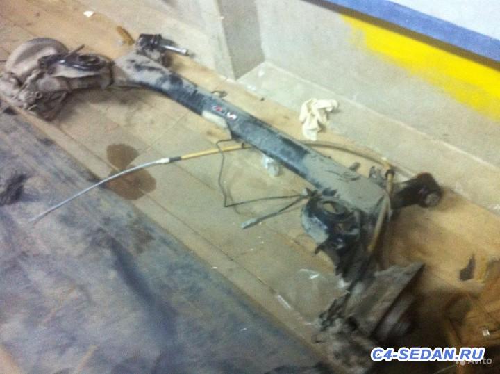 [РФ] Разборка Citroen С4 sedan - 2764727968.jpg