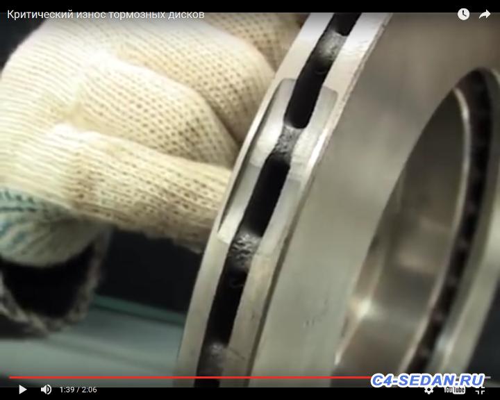 Тормозной суппорт, тормозные диски и колодки - Безымянный.png