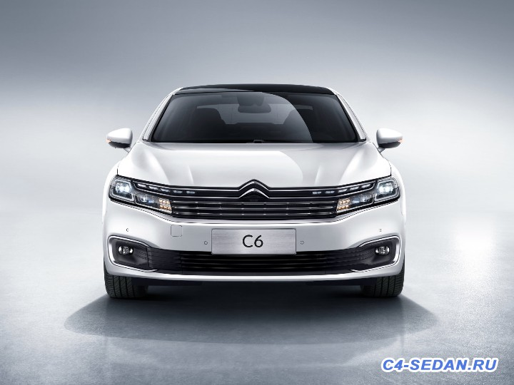 Обновление Citroen C4 Sedan 2016 FaceStyling - Citroen_C6.jpg