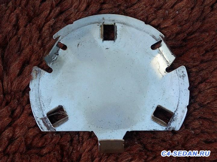 Тормозной суппорт, тормозные диски и колодки - 7.jpg