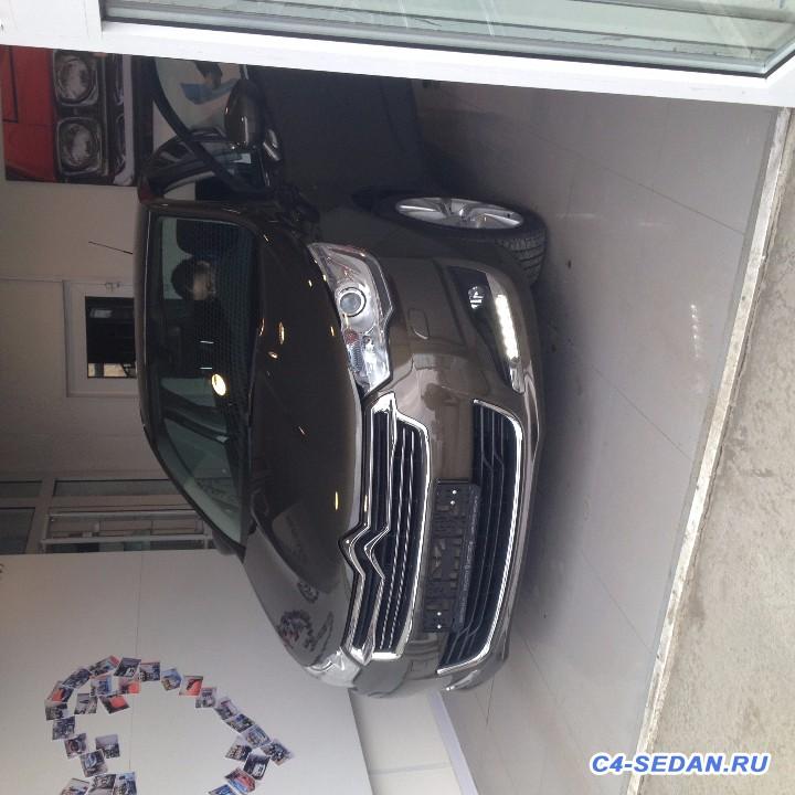 Фотографии владельцев и их Citroen C4 Sedan - IMG_4818.JPG