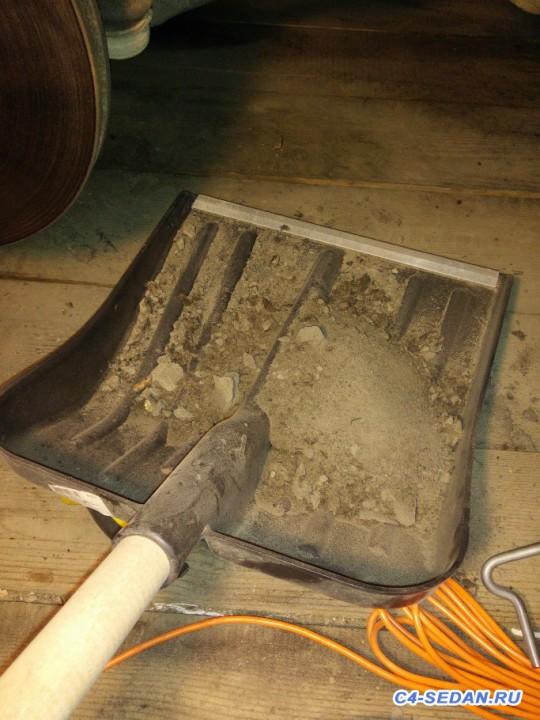 Чистка песка в подкрылках переднего крыла - IMG_20160911_173022.jpg