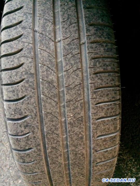 [Калуга] [РФ] Продаю штатную летнию резину Michelin 215 55 R16 и диски Bantaj BJ0908 GMF R16 - image.jpeg