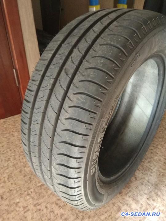 [СПб] Комплект Michelin Energy Saver 215 55 R16 как новые - DSC_0073 1.jpg