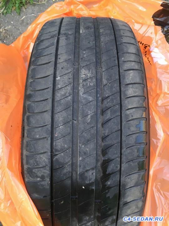 [Москва] Продам шины б у Michelin Primacy 3 215 50 17 - IMG_8344.jpg