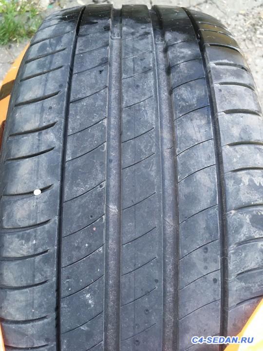 [Москва] Продам шины б у Michelin Primacy 3 215 50 17 - IMG_8342.jpg