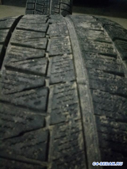 [Москва] Комплект колес 16 с зимней резиной - IMG_20190909_214623.jpg