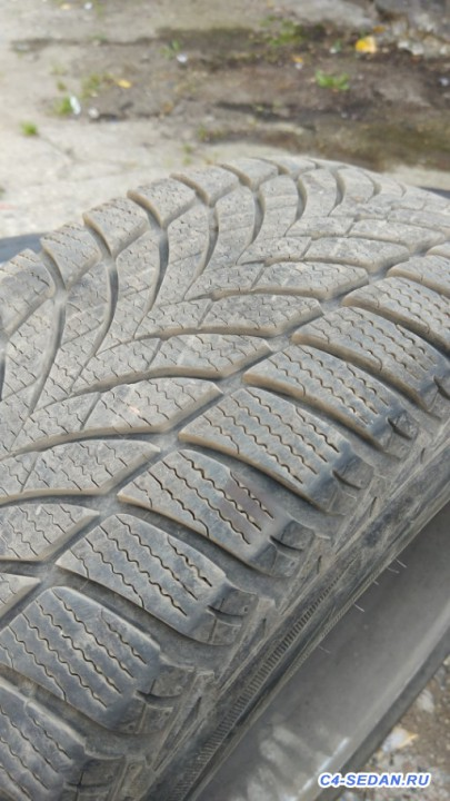 [Москва] Продаю колёса в сборе. Родные диски r16, резина липучка Goodyear - IMG_20190914_142652.jpg