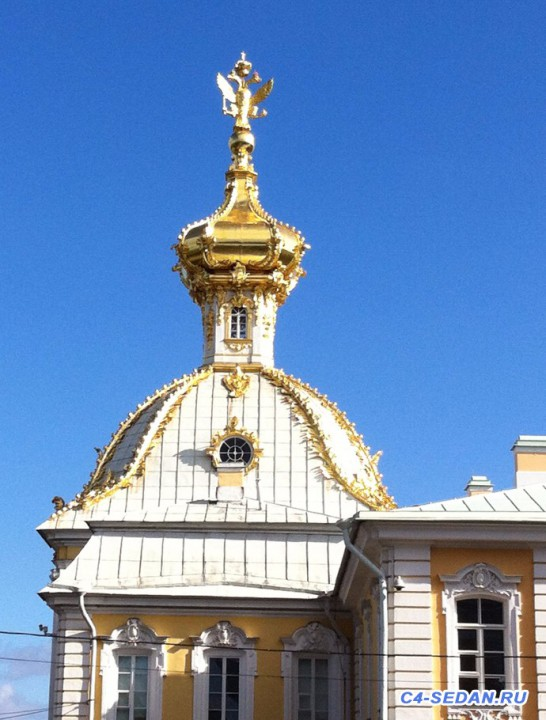 [Путешествие] Москва - Санкт-Петербург, Петергоф - IMG_0630.JPG