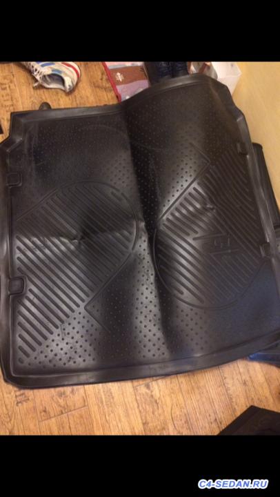 [Москва] Продам резиновые коврики салон багажник – 2000  - image.png