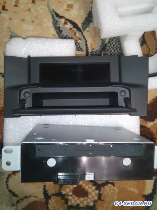 Продам штатную магнитолу RD5 с дисплеем. - IMG_20160614_201058.jpg
