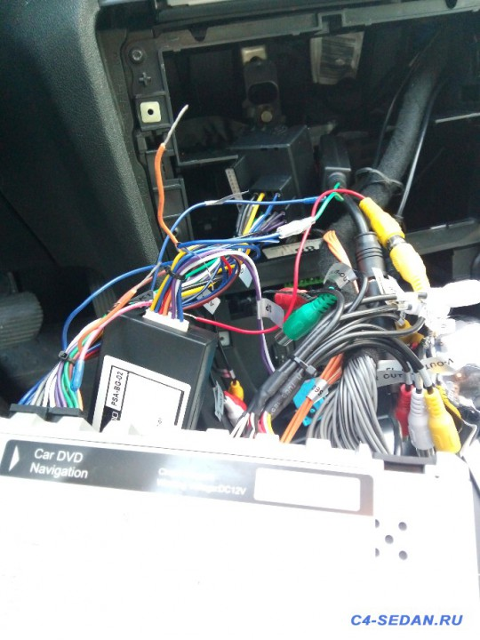 [БЖ] Нештатное ГУ и камера заднего вида - 10 - CAN адаптер.jpg